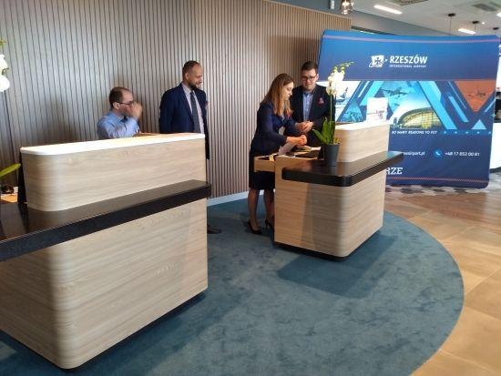 Otwarto nowy hotel w sąsiedztwie Portu Lotniczego Rzeszów-Jasionka [FOTO] - Aktualności Rzeszów - zdj. 14